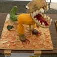 強いぞティラノサウルス